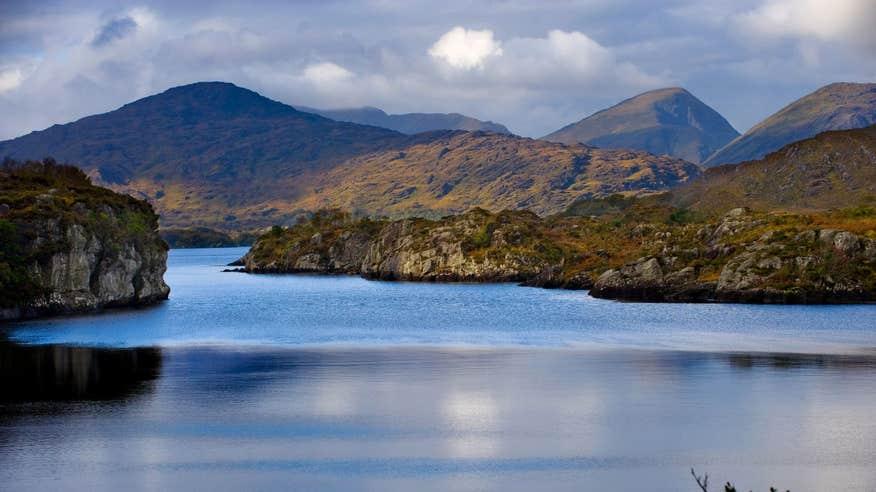 Explore the majestic Killarney Lakes in Kerry.