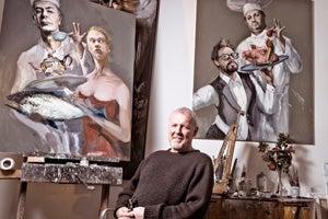 The Gerard Byrne Studio, Art Gallery