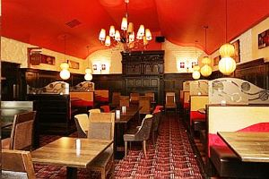 Tudors Bistro At Palmerstown House