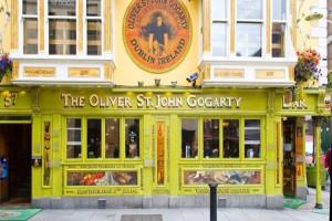 Oliver St John Gogarty's