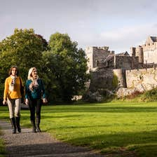 Image of Cahir Castle in County Tipperary