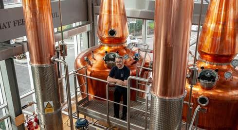 Image of Clonakilty Distillery in County Cork
