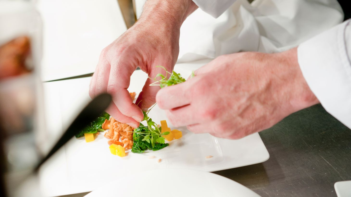 Pick up some expert tips at Fiona Egan Cookery School.