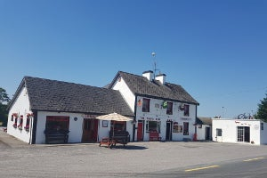 Exterior view of the Caves of Keash Visitor Centre and Gift Shop in County Sligo.