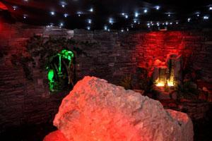 Leprechaun and Fairy Cavern
