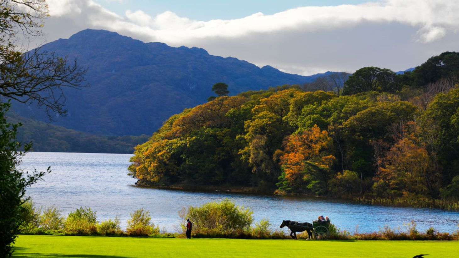 Stunning views around every corner in Killarney National Park.