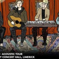 Kodaline Acoustic Tour at the UCH