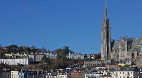 Image of Cobh in County Cork