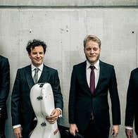 Classical music by the Navarra Quartet