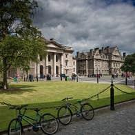 Image of Parliament Square, Trinity College, Dublin
