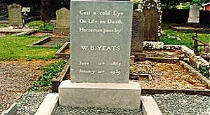 Drumcliffe Church and Grave of W.B Yeats
