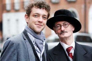 James Joyce Centre Footsteps of Leopold Bloom Tour