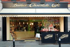 Butlers Chocolate Café - Liffey Street
