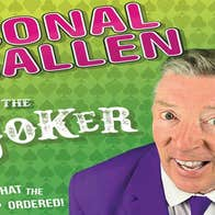 Comedian Conal Gallen brings his show The Joker