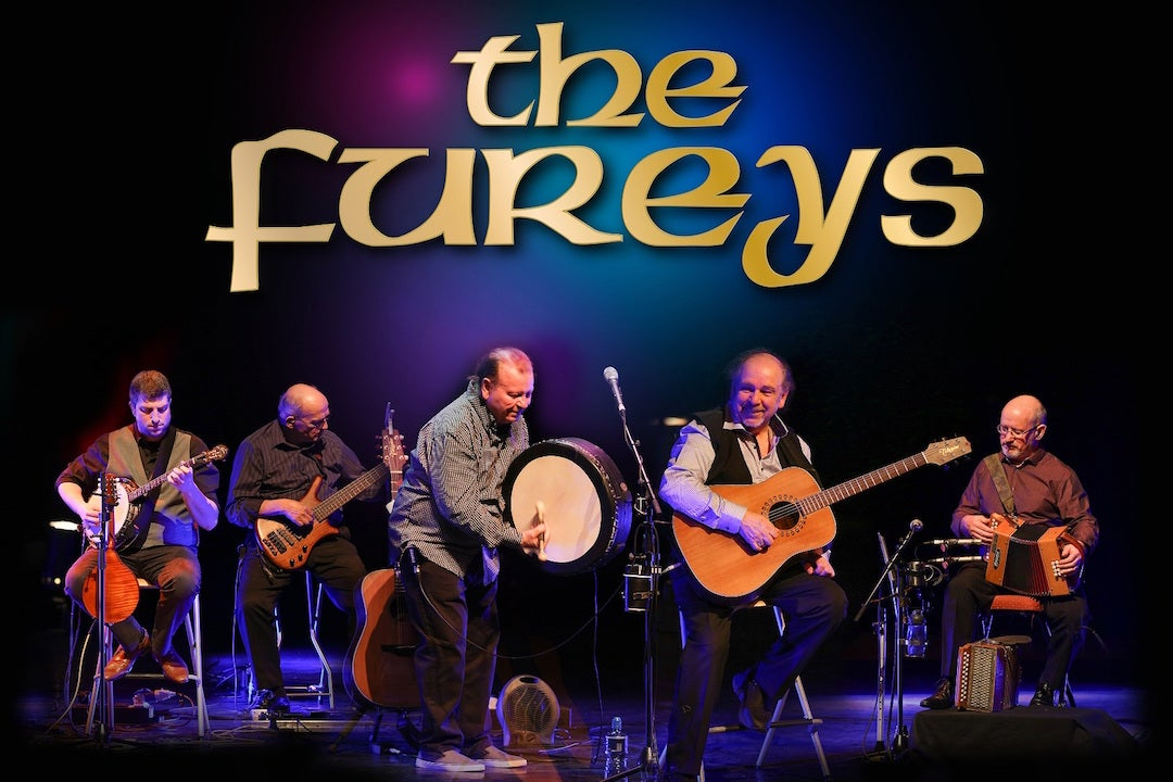 The Fureys 14th concert in the Hawk's Well.