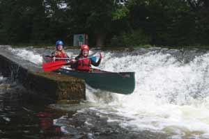 Irish Canoe Kayak - Southeast