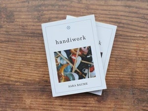 Our City Our Books - Discussion of 'Handiwork' by Sara Baume