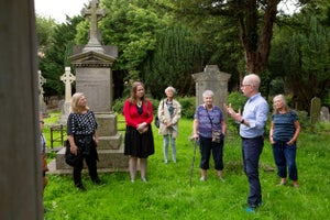 Goldenbridge Cemetery Tour