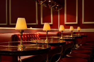 The Shelbourne Hotel Horseshoe Bar