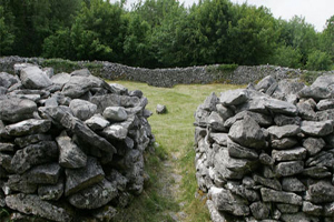 Mooghaun Bronze Age Hillfort