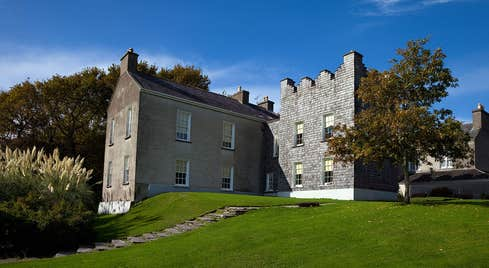 Derrynane House and National Historic Park, Caherdaniel, County Kerry