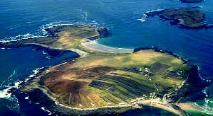 Ariel Image of Inishbofin