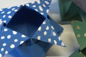 Mini Origami Hamper Online Workshop