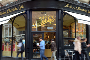 Butlers Chocolate Café - Wicklow Street