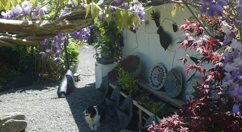 The Ewe Experience - Sculpture Garden