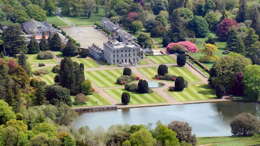 Visit the stunning Curraghmore House and Gardens.