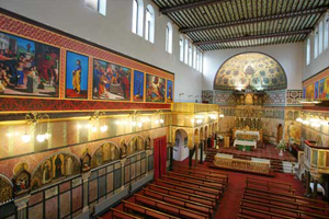 Newman University Church, Our Lady Seat of Wisdom