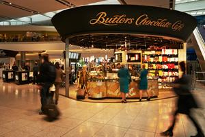 Butlers Chocolate Café - Dublin Airport T1