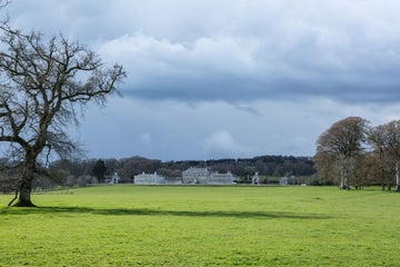 Image of Russborough House in Blessington in County Wicklow