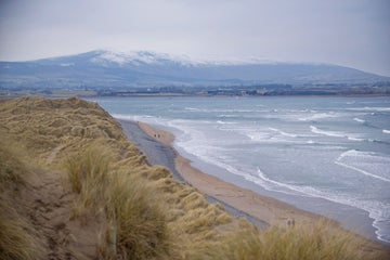 Image of Strandhill beach in County Sligo