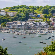 Beautiful image of Kinsale Harbour, County Cork