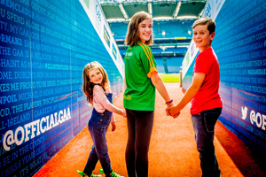 Croke Park Stadium Tour and GAA Museum