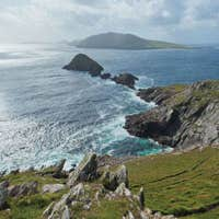 View of Blasket Islands