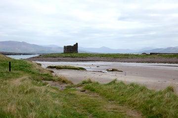 Image of Ballinskelligs Castle in County Kerry