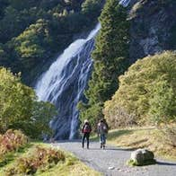 Image of Powerscourt Waterfall