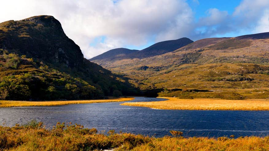 See the spectacular Eagles Nest in Killarney National Park.