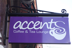 Accents Coffee & Tea Lounge
