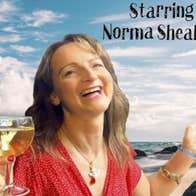 Shirley Valentine starring Norma Sheahan at Theatre Royal Waterford