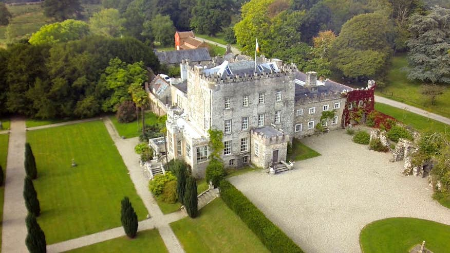 See the impressive Huntington Castle on your trip to Carlow.