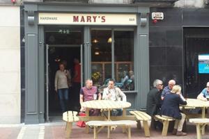 Mary's Bar & Hardware Shop
