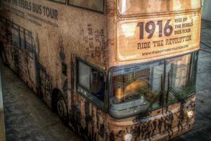 1916 Ride the Revolution Rise of the Rebels Bus Tour - Hidden Dublin Walks