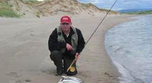 Judd Ruane - Sea Trout Specialist