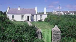 Cottage, Dooagh, Achill Island