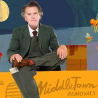 In MiddleTown starring Mikel Murfi