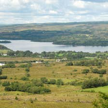 Image of Lough McNean in Blacklion in County Cavan