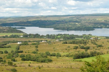 Image of Lough McNean in Blacklion in County Cavan